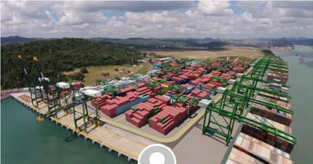chantier Panama Recépieux